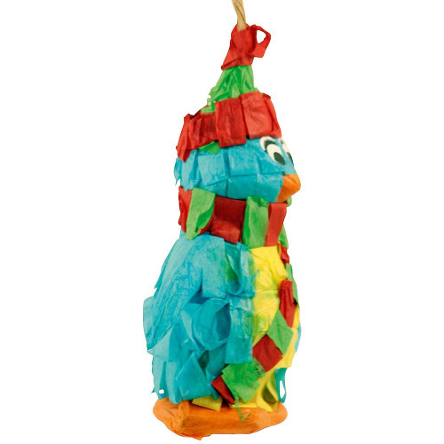 Festive Mini Penguin Pinata Parrot Toy - Fill Your Own