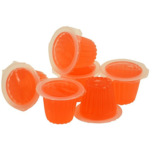 6 Fruit Cups Strawberry - Jelly Parrot Treats