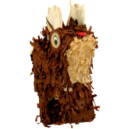 Rudolph Pinata Parrot Toy - Fill Your Own