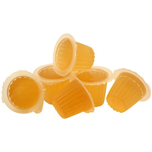 Fruit Cups Honey - Jelly Parrot Treats Pack of 6