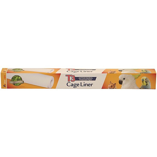 Parrot Cage Liner Paper Roll - 54.6cm x 7.5m