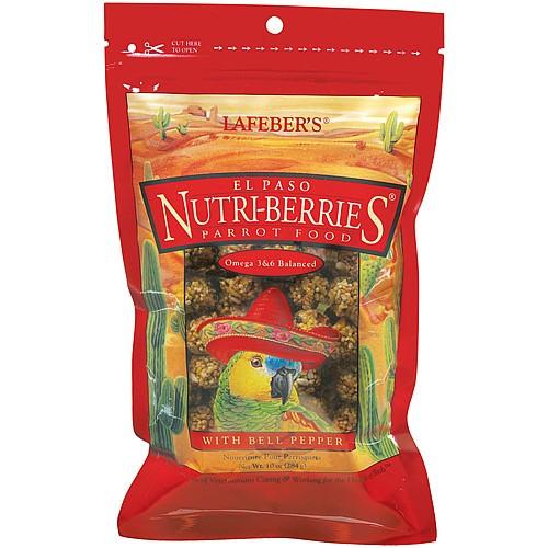 Lafeber NutriBerries El Paso Complete Parrot Food