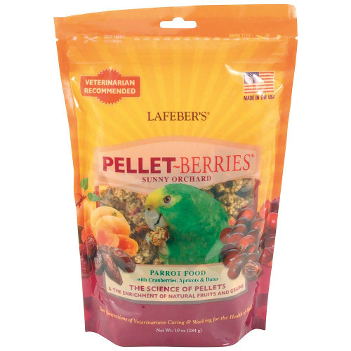Lafeber PelletBerries Sunny Orchard Complete Parrot Food