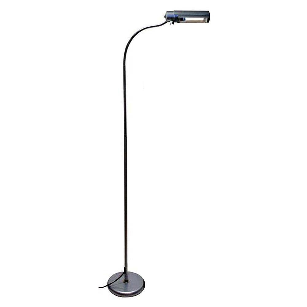 Avian Sun Deluxe Uv Floor Lamp Stand For Parrots No Bulb