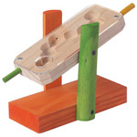 Treat SeeSaw Foraging Parrot Toy