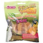<div>Brown's Sweet Potato Yummies Parrot Treats</div>