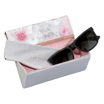 Ted Baker Chelsea Border Foldable Sunglasses/Glasses Case (TED956)