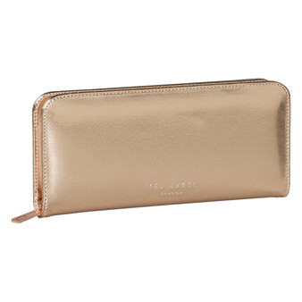 Ted Baker Rose Gold Pencil Case