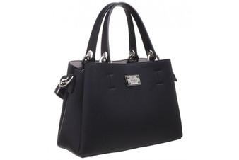 Classic Tote PU Bag - Black