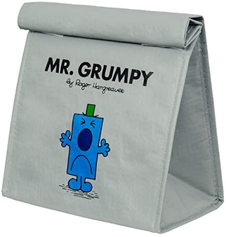 Mr Men Lunch Bag - Mr grumpy