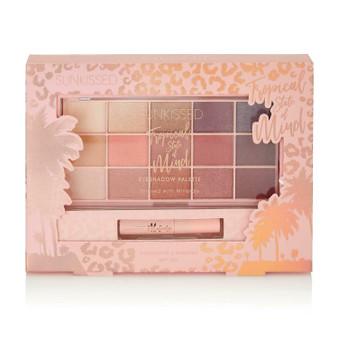 Sunkissed Eyeshadow & Mascara Gift Set