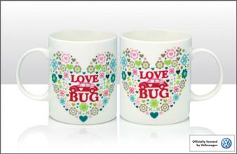 Official VW Love Bug Mug