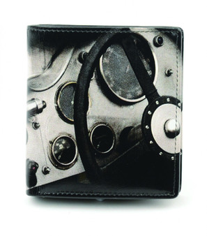 Gents Leather Steering Wheel Wallet (7915)
