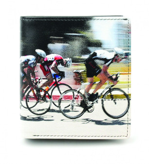 Gents Leather Cyclist Wallet (7917)