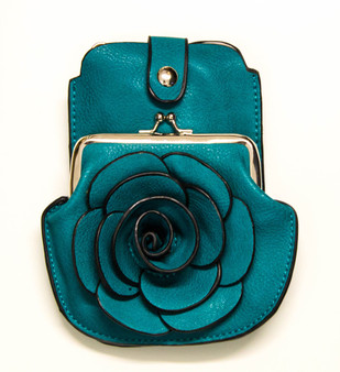 Ladies Phone Wallet & Purse with Strap (00056389)