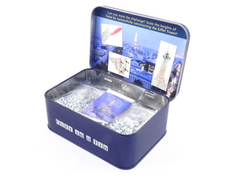 Eiffel Tower in a Tin - Gift in a Tin (101274)