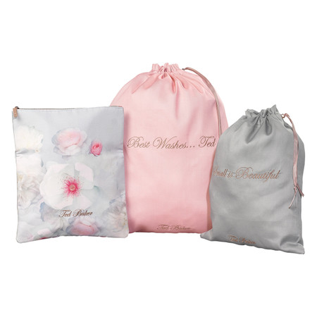 d5f4643dfe3cd7 Ted Baker Chelsea Border Laundry Bags - Readmans