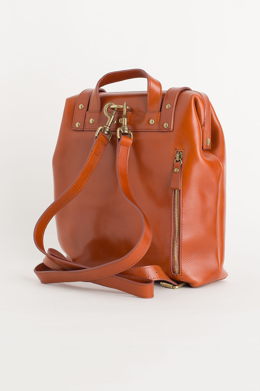 Gladstone Backpack, Brown