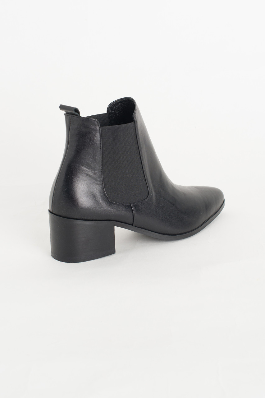Chelsea Boots, Black