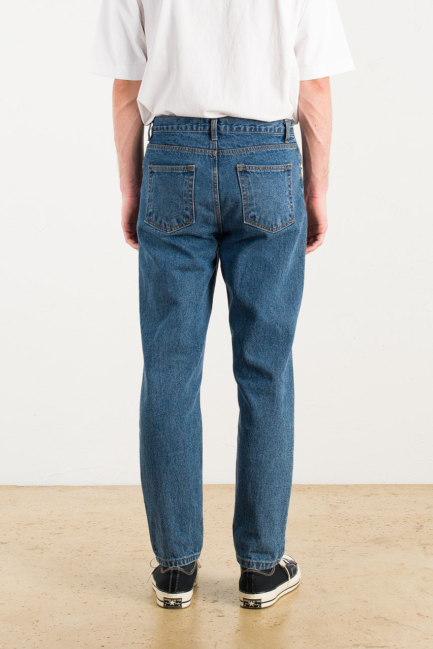 Menswear | Easy Jean, Mid Blue