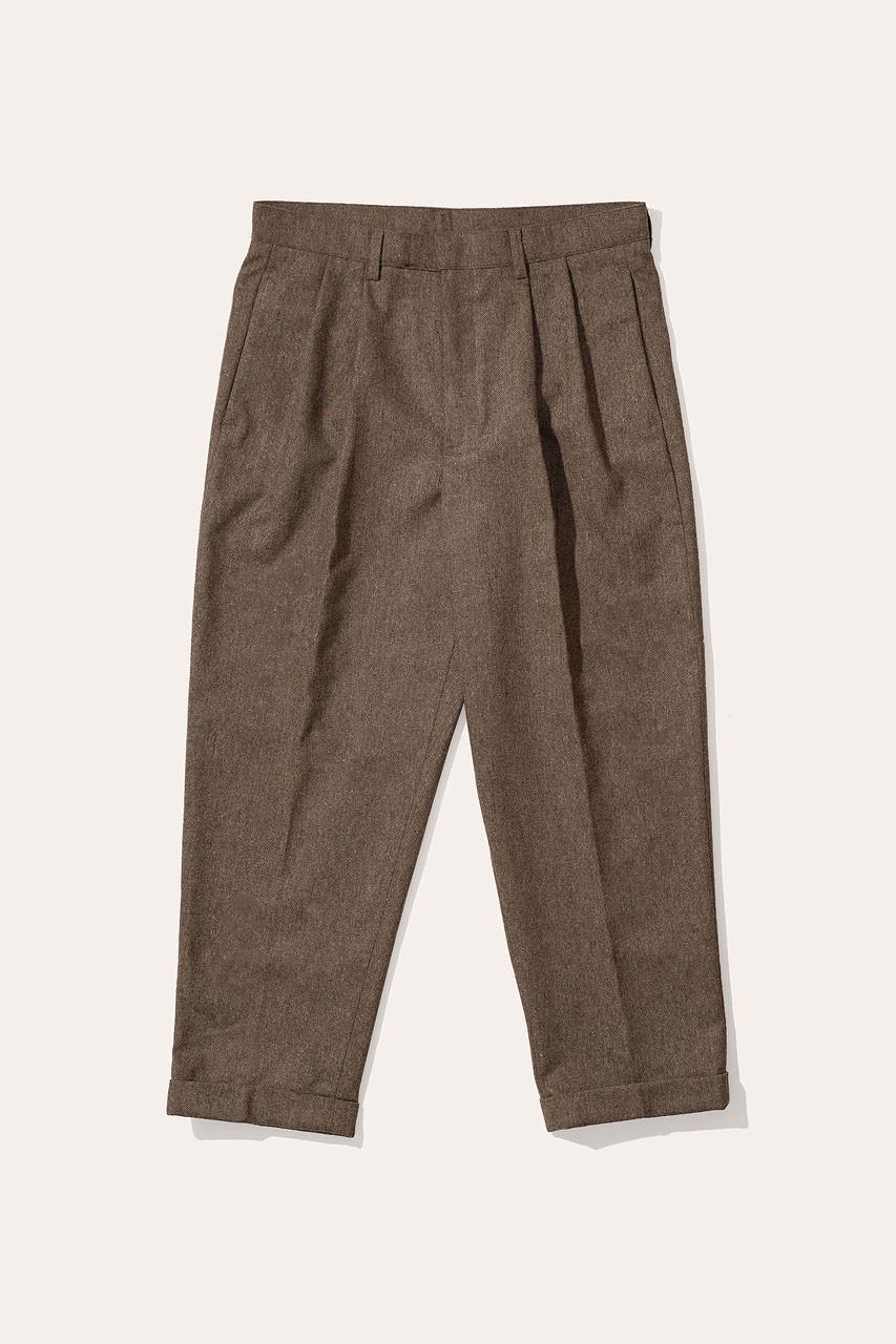 Menswear | Volk Trouser, Hazel