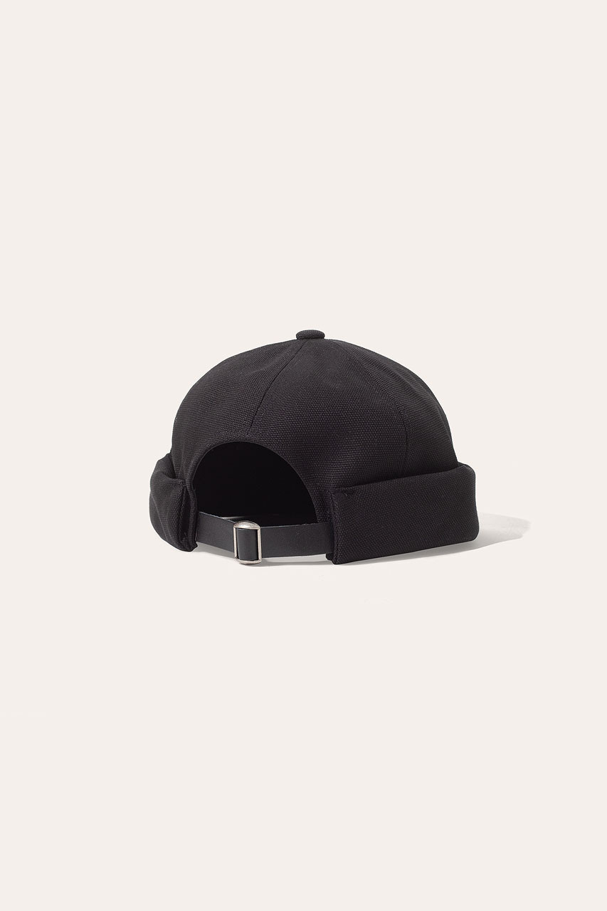 Menswear | Docker Cap, Black
