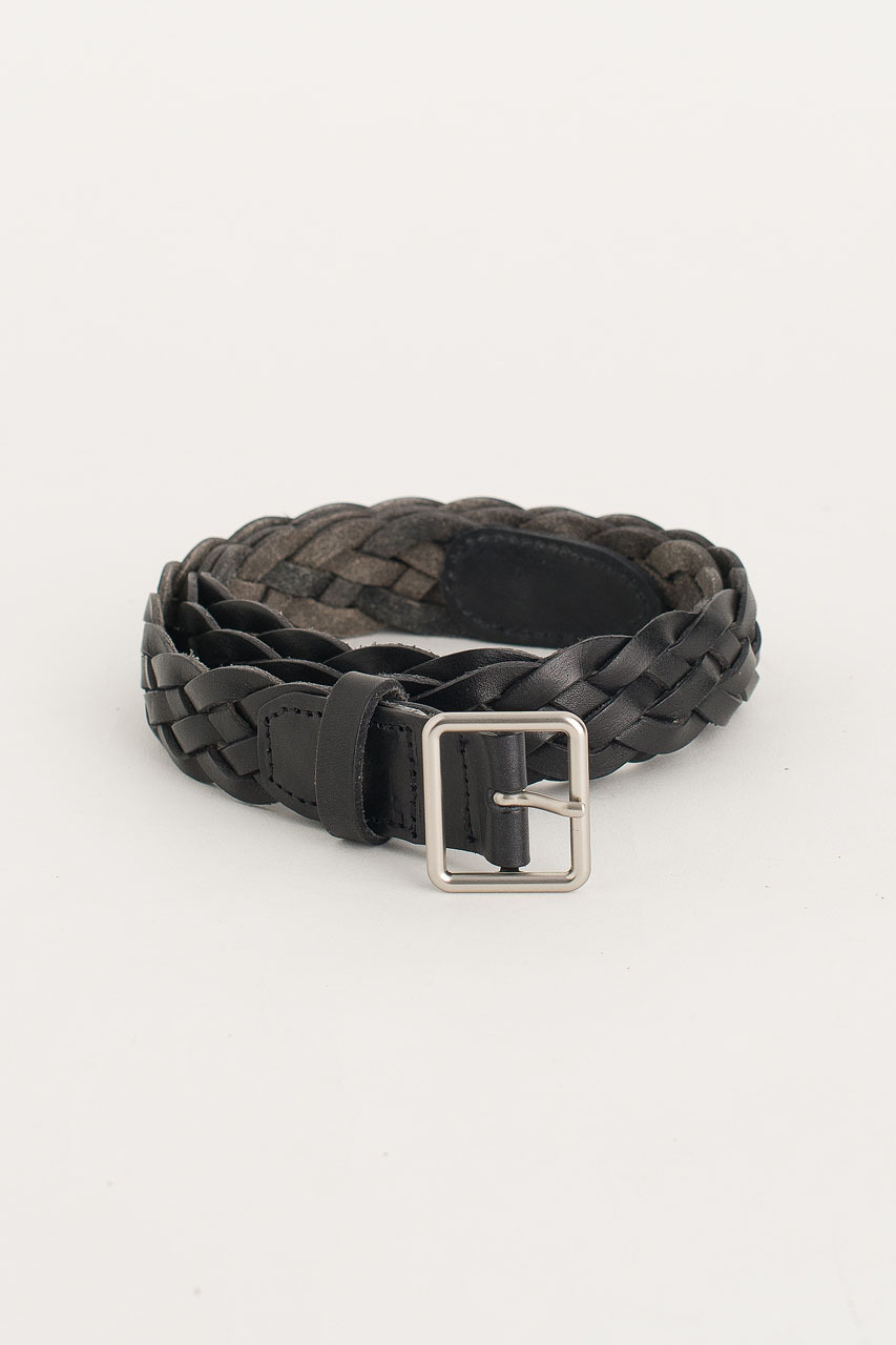 Cable Belt, Black