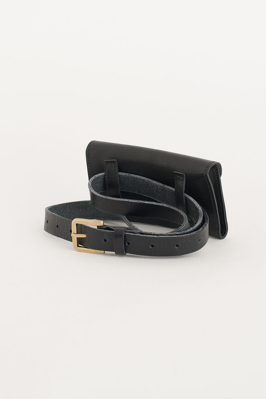 Belt Bag, Black