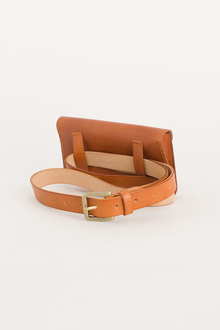 Belt Bag, Camel