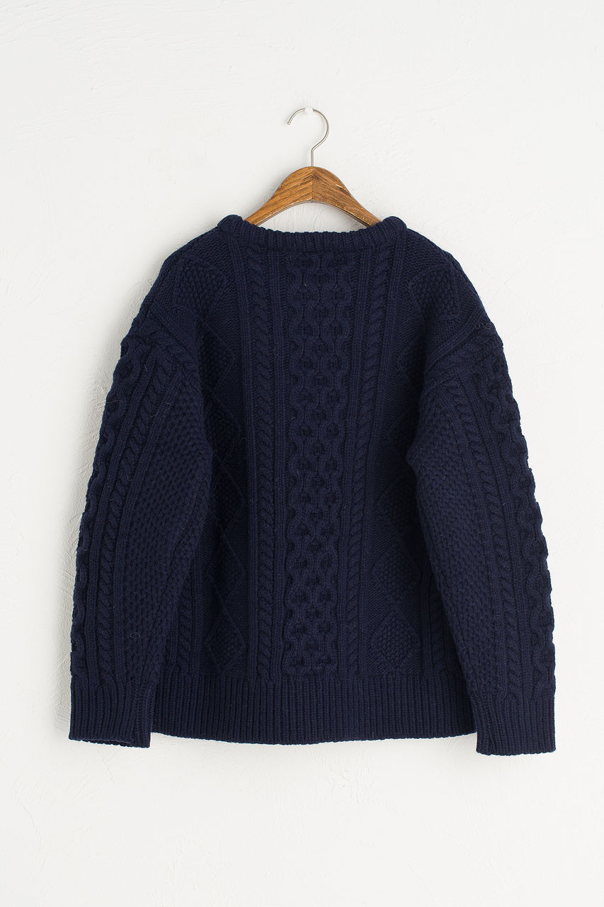 Sunday Cable Jumper, Navy