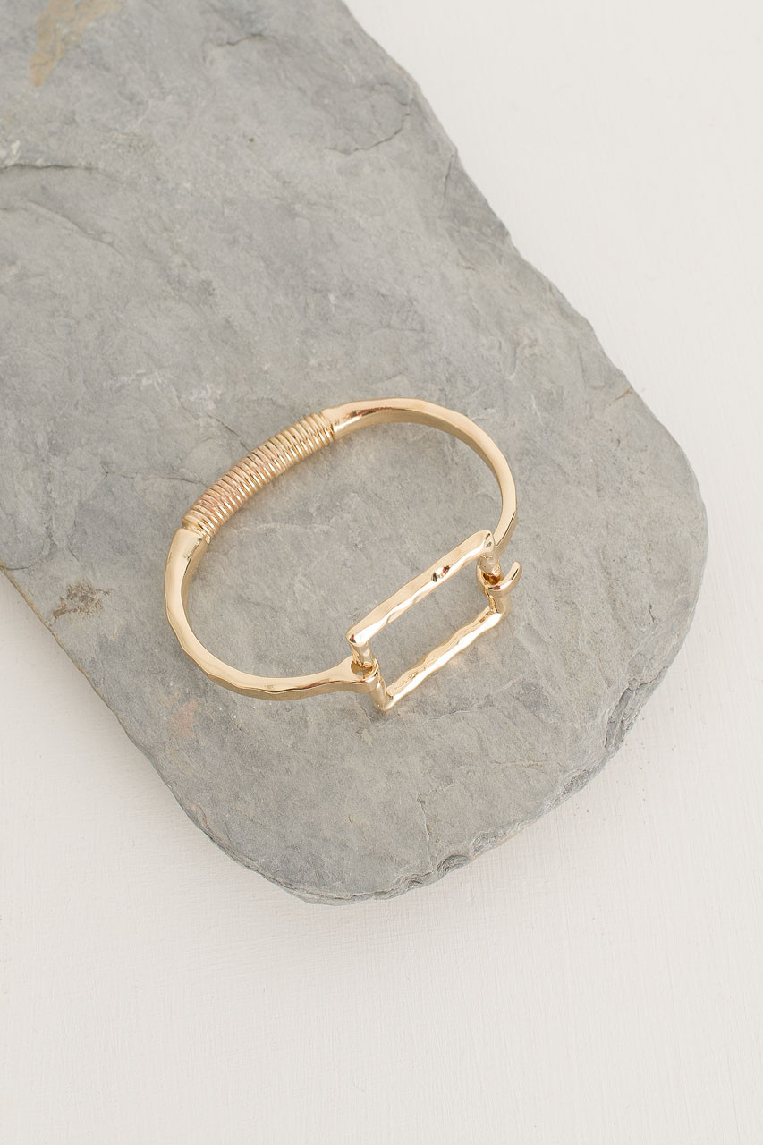 Phoebe Bracelet, Gold Plated