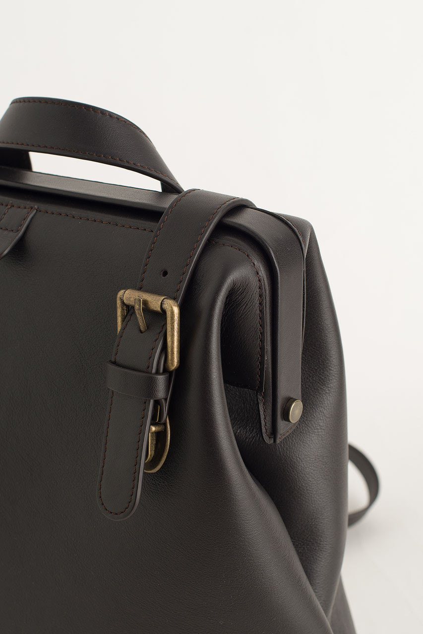 Gladstone Backpack, Cocoa