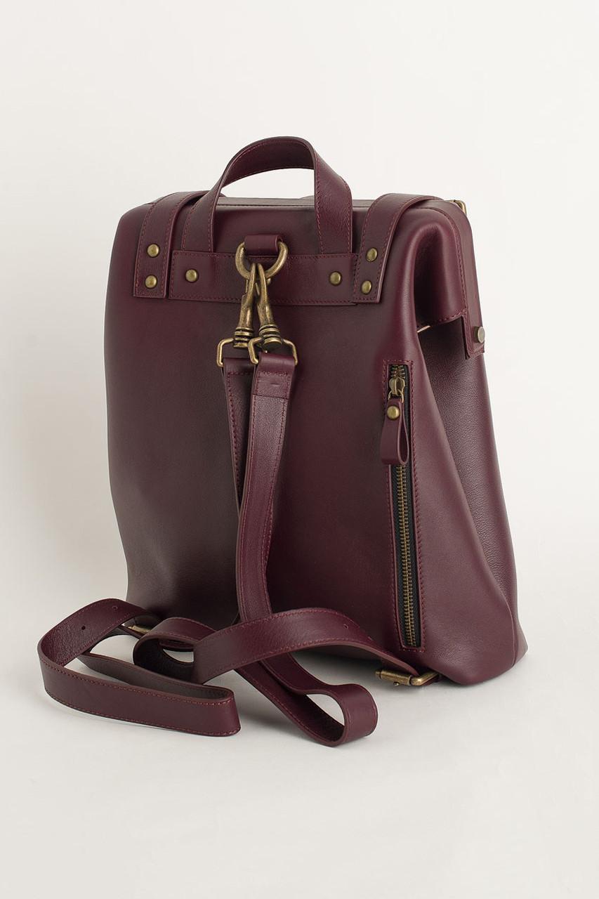 Gladstone Backpack, Plum