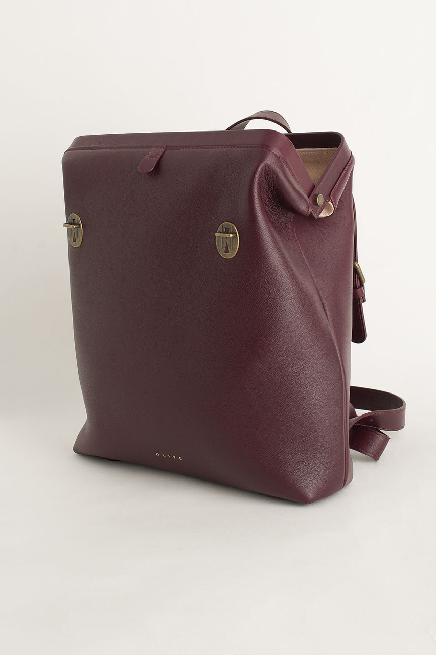Gladstone Backpack, Plum
