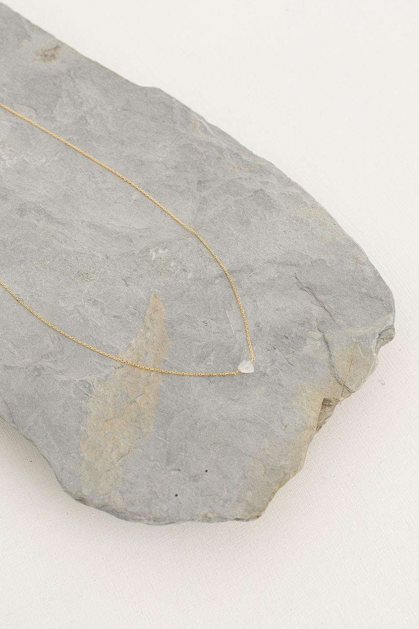 Himalaya Necklace, 18K Gold Plated