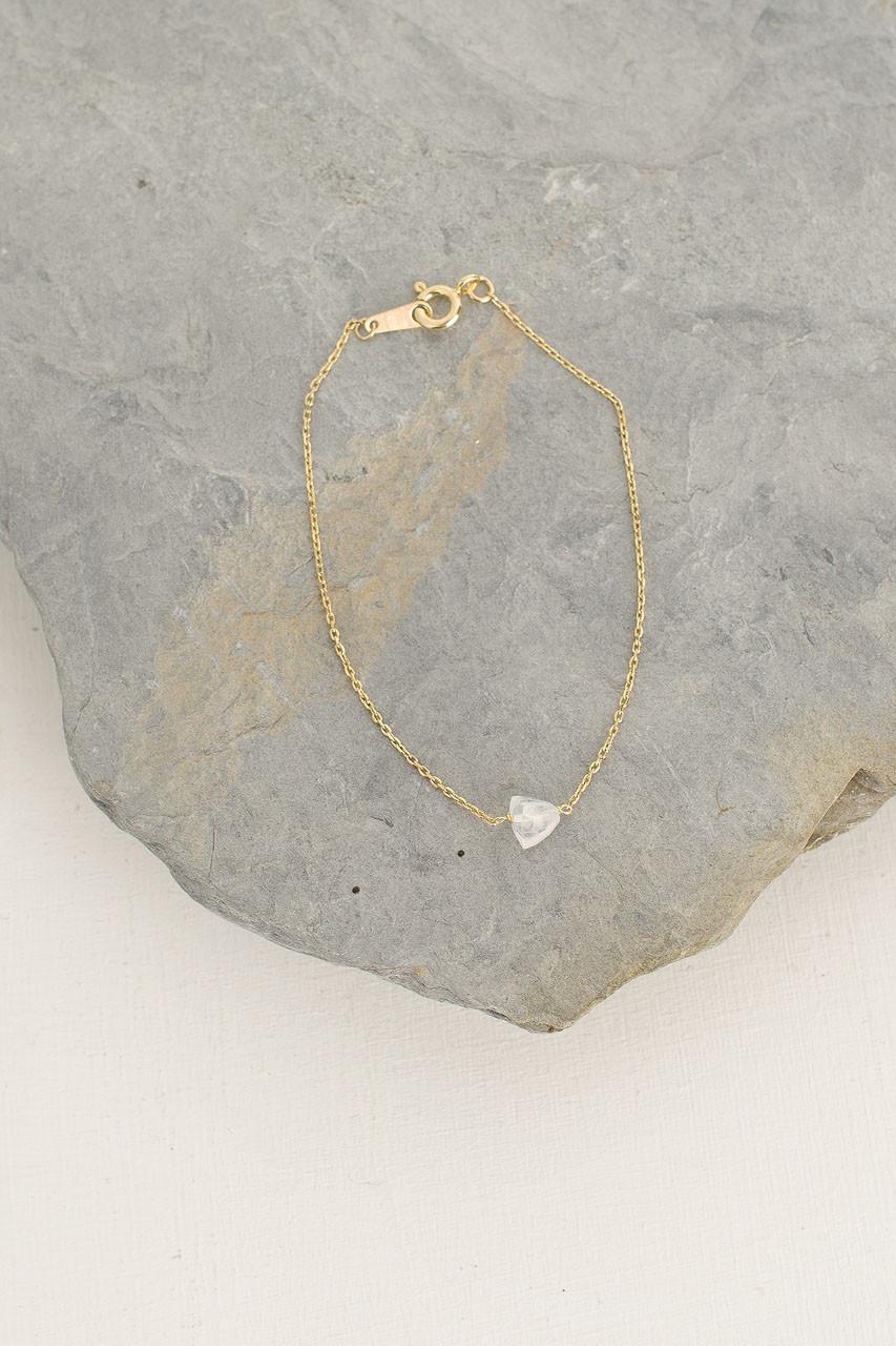 Himalaya Bracelet, 18K Gold Plated