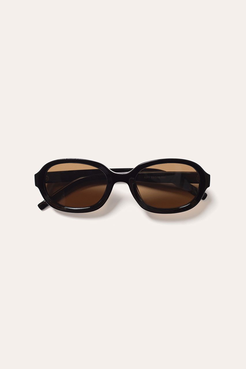 Menswear | Visby Sunglasses, Black