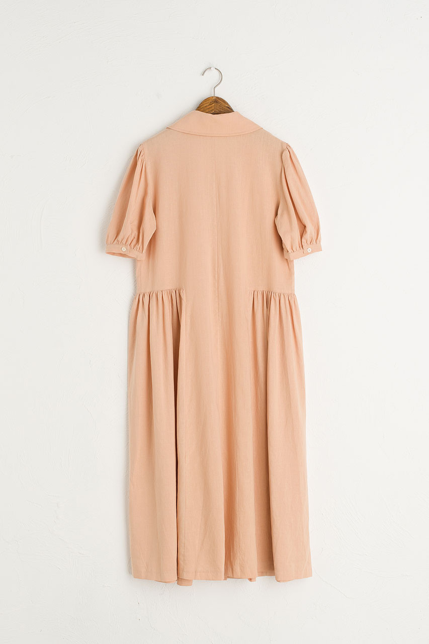 Joy Shirt Dress, Peach