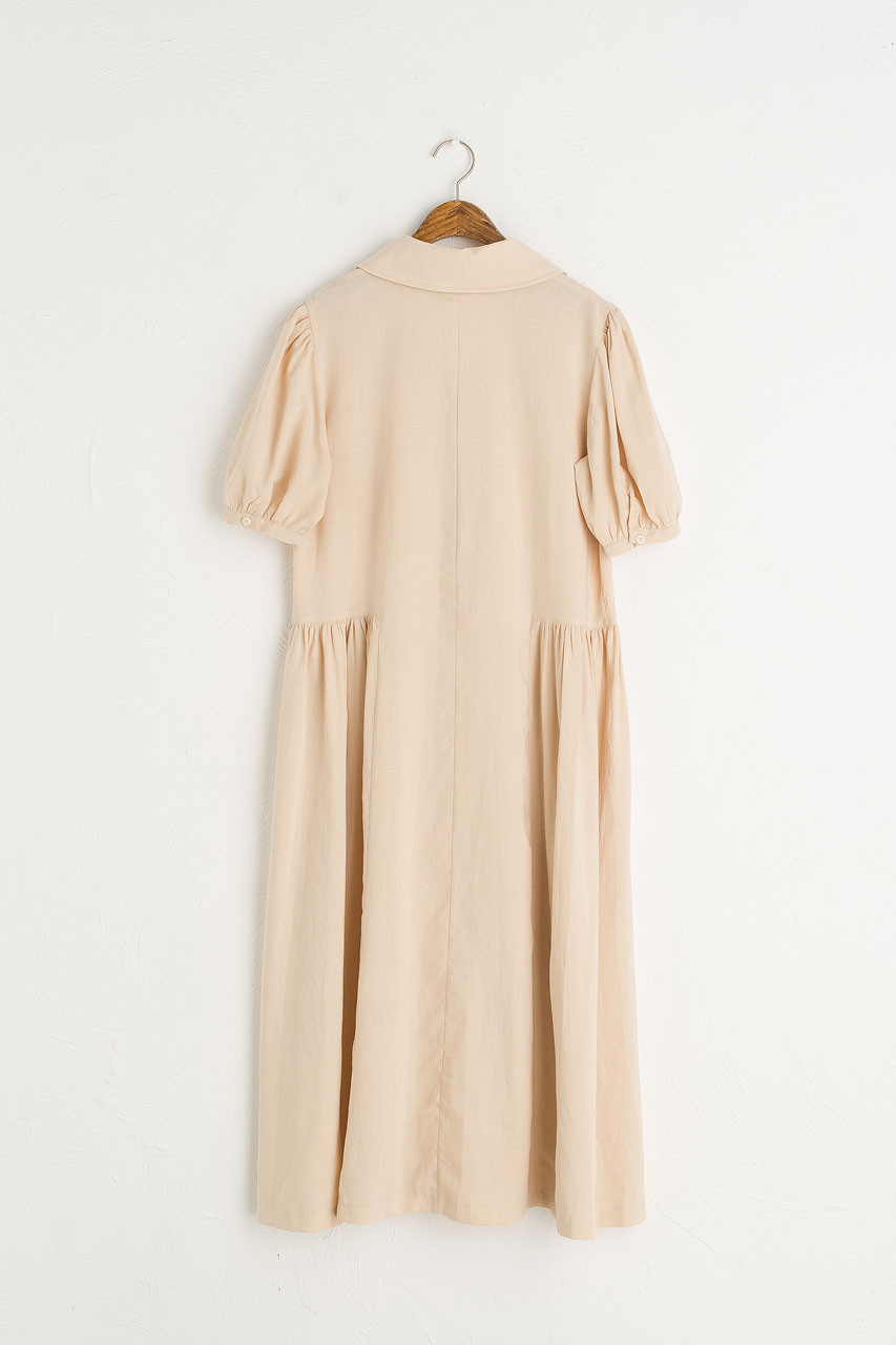 Joy Shirt Dress, Butter