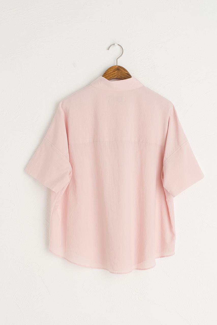 Jane Simple Blouse, Pink