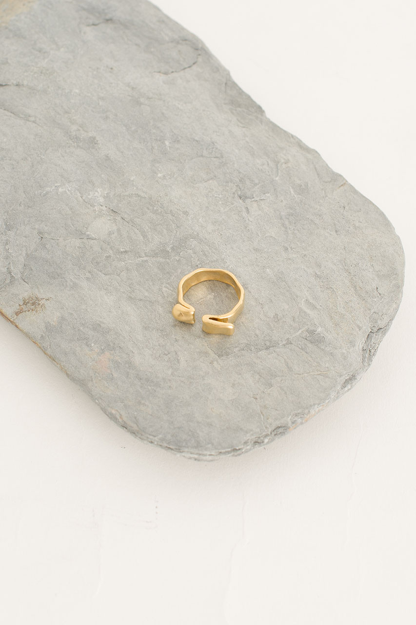 Mia Ring, Gold Plated