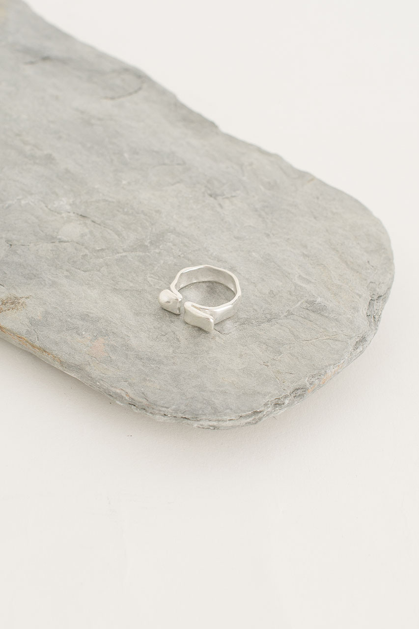 Mia Ring, Silver Plated