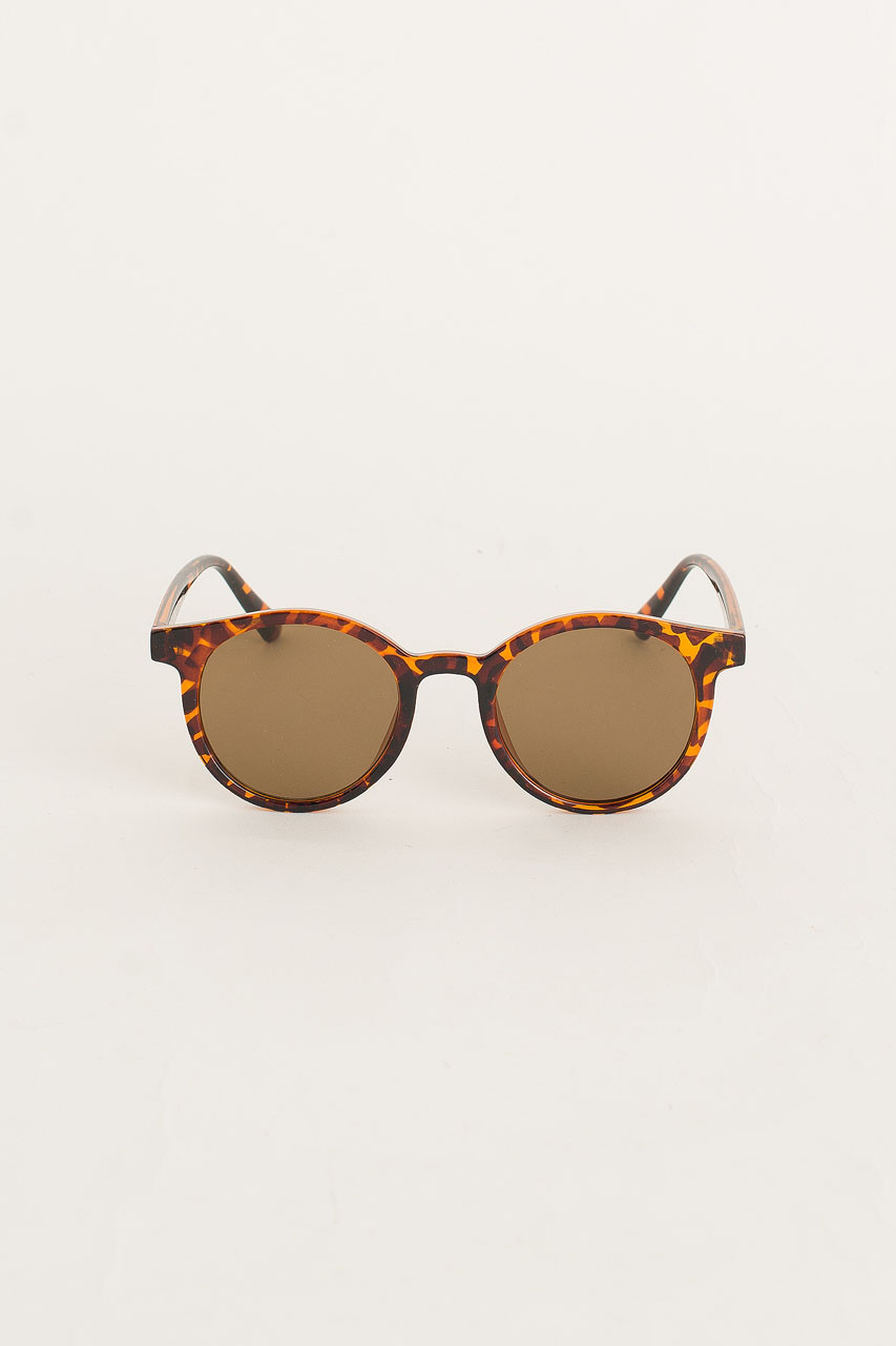 Ruby Sunglasses, Leopard