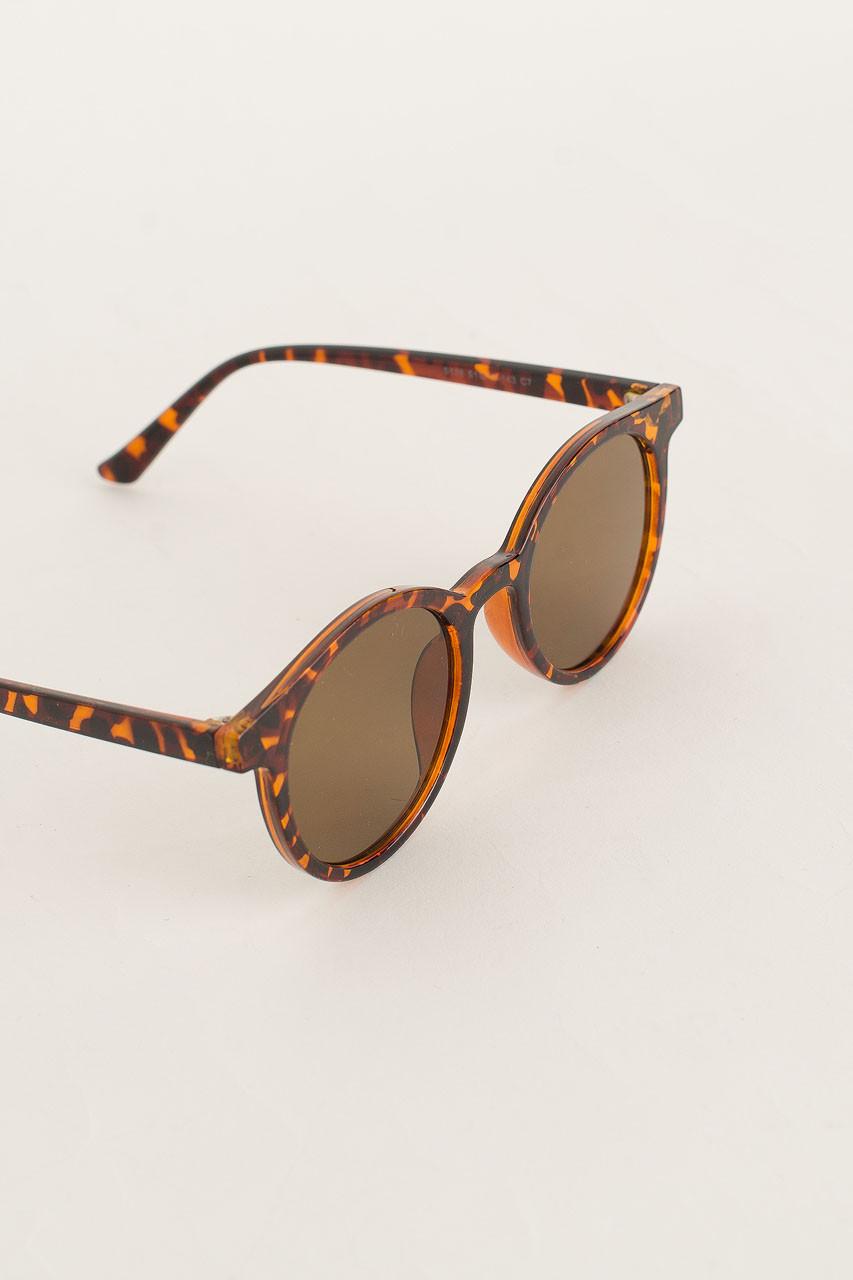 Ruby Sunglasses, Leopard