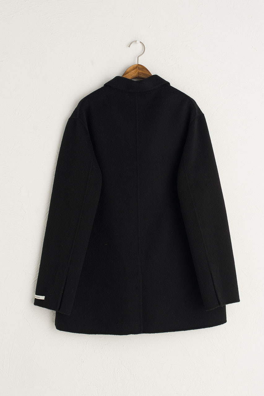 Ella Handmade Jacket, Black