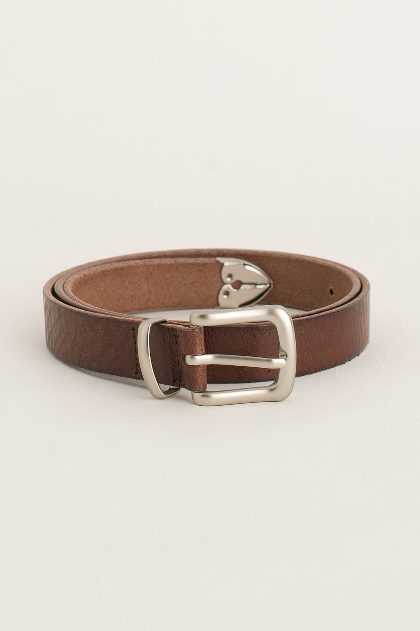 Square D Belt, Brown