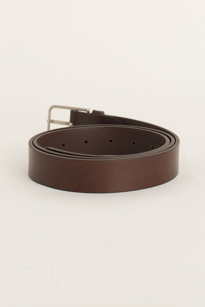 Kiko Square Belt, Brown