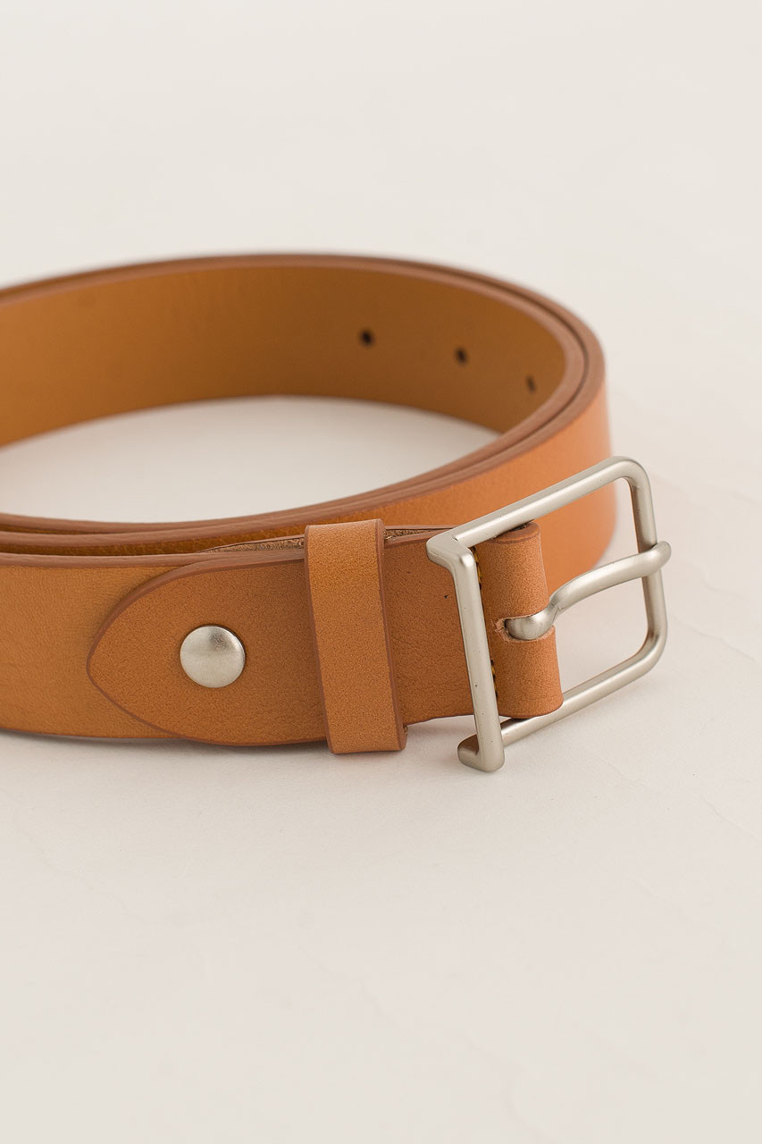 Kiko Square Belt, Camel
