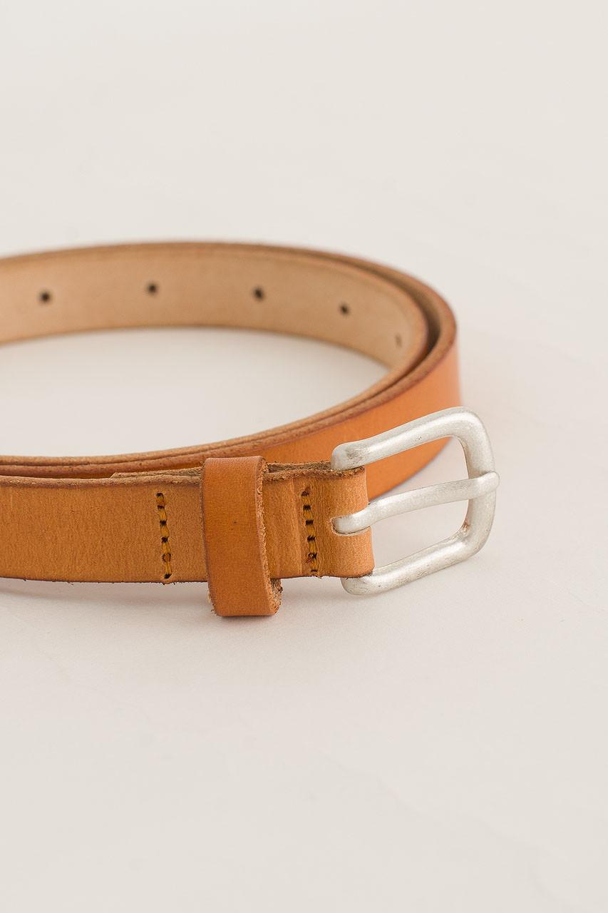 Rosa Leather Belt, Camel