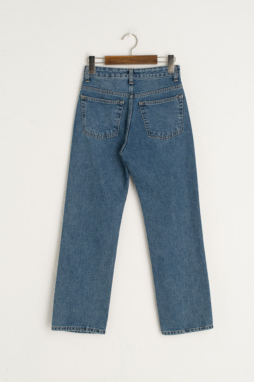 Bella Denim Jean, Mid Blue